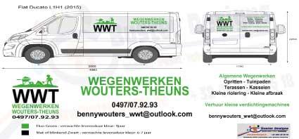 WWT Wegenwerken Wouters-Theuns